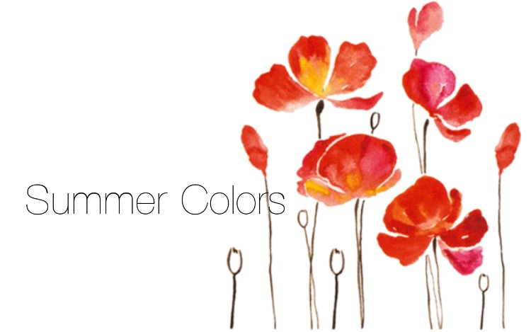 Trending Summer Colors